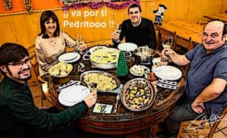 OPINIONES DEL AÑO QUE ACABA: ERES TODO UN REGALITO, PEDRO SÁNCHEZ por Manuel Martín