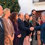 Imágenes del Día de la Constitución Española en su 40 Aniversario, celebrada por los ecijanos