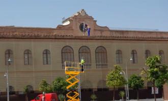 Despues de más de una década, el reloj del Ayuntamiento de Écija dará las campanadas de Fin de Año (inocentada)