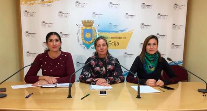 Portavoces de distintos grupos municipales de Écija condenan las ofensas verbales y salidas de tonos en el Pleno de Écija