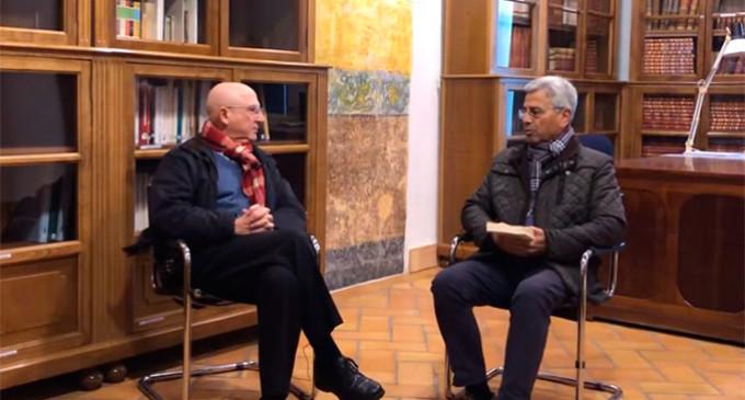 """LIBRO """"EL SIGLO XX EN ECIJA"""", CON JOSÉ ENRIQUE CALDERO por Rafael Cortés"""