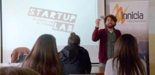 Alumnos de Safa Écija participan en Startup-Lab