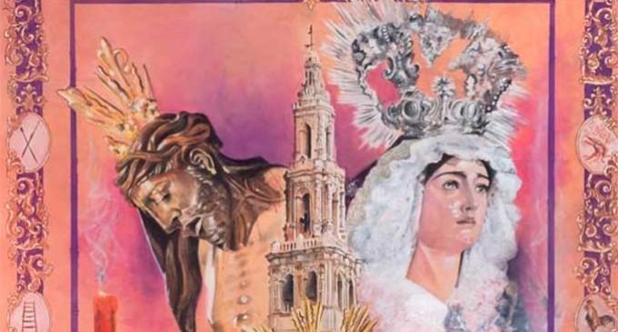 Se presenta el Cartel Oficial de la Semana Santa de Écija 2019, obra de Juan Francisco Castro (video)