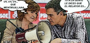 """PEDRO SÁNCHEZ """"EL MUTANTE"""" por Francisco J. Fernández-Pro"""