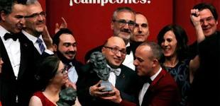 CAMPEONES por Francisco J. Fernández-Pro
