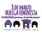 Écija se moviliza para la huelga del próximo 8 de marzo, con la creación de una plataforma