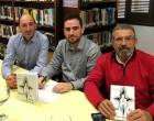 El joven escritor de Écija, Adrián Fuentes, presenta su primera novela: »Prófugos del destino (La redención)»