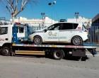 """Los  vehículos  de  la  Policía  Local  de  Écija  """"piden  la  jubilación  forzosa"""""""