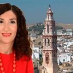 Silvia Heredia se presenta como candidata del PP a la alcaldía de Écija