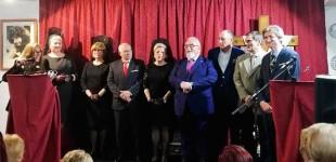 """El Colectivo de Pregoneros de Écija y su Taller de Saetas realizan el acto: """"Gólgota: La Lírica de la Pasión"""" en la Peña Flamenca Femenina (audio)"""