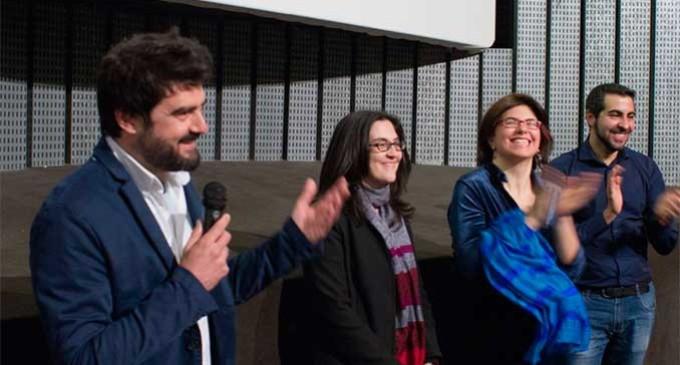 Gran éxito en Napoles del estreno de «Los burgueses de Calais, la última frontera» del director de Écija, Jesús Armesto