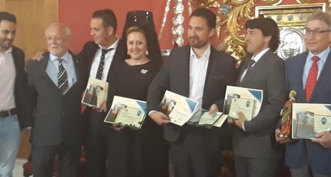 El cantaor y saetero de Écija, Manuel Gómez Torres, consigue seis grandes premios en los concursos de saetas de este año