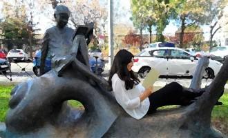 LA VOZ LÍRICA DE LA ESCRITORA DE ÉCIJA, ESTRELLA CUADRADO: PAN Y AZÚCAR por Ceferino Aguilera