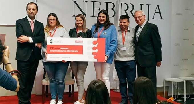 """SAFA Écija obtiene el segundo premio de la Universidad de Nebrija con el proyecto empresarial """"Fisvas"""""""