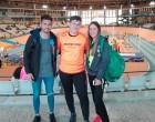 Los atletas de Écija en el Campeonato de Andalucía Sub18 consiguen dos medallas de oro y unos importantes resultados