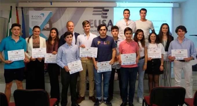 SAFA ÉCIJA obtiene dos segundos premios en el concurso THE BIG IDEA