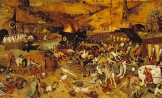 """Presentación del libro """"La peste de 1601 en Écija"""" de José Enrique Caldero Rodríguez"""