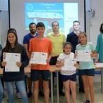 Los alumnos de las Escuelas Profesionales SAFA de Écija, aprenden matemáticas a través de la fotografía