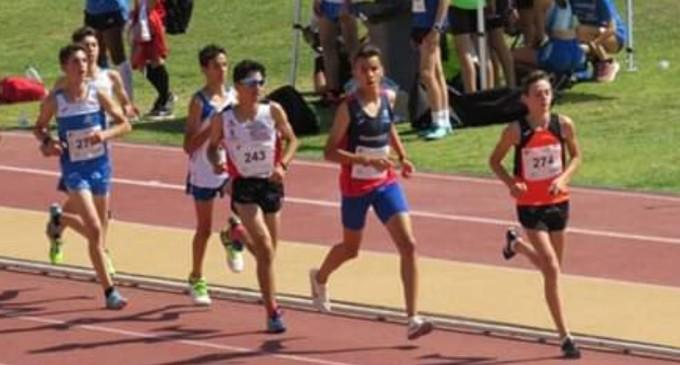 Una medalla de Oro, dos de Plata y tres de Bronce para atletas de Écija en el Campeonato de Andalucía Sub16-Cadetes (video)