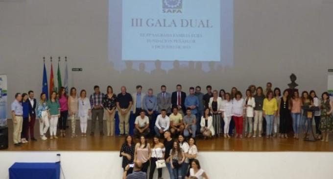 Se celebra en las Escuelas Profesionales SAFA de Écija, la III Gala de la Formación Profesional Dual