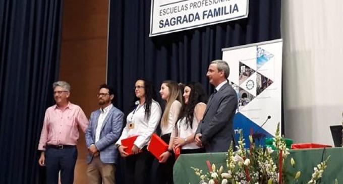 SAFA Écija obtiene dos segundos premios en nuevos concursos de Emprendimiento