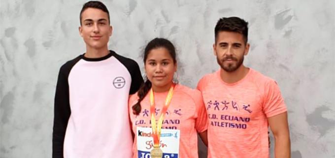 Los grandes resultados de los atletas de Écija en los Campeonatos Nacionales pronostican grandes proyectos para la próxima temporada