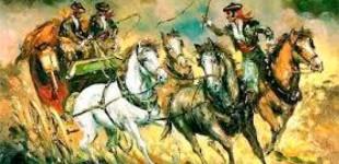 NOTAS VERANIEGAS, DE GOBANTES A CARRATRACA, FUE EL TÍTULO DEL ARTÍCULO, QUE ESCRITO EN ESTA ÚLTIMA LOCALIDAD, POR EL ECIJANO BENITO MAS Y PRAT, APARECIÓ PUBLICADO EL DÍA  8 SEPTIEMBRE DE 1888, EN  LA ILUSTRACION ESPAÑOLA Y AMERICANA por Ramón Freire