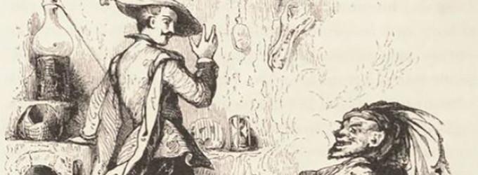 """EL 15 DE JULIO DE 1890, EL ECIJANO BENITO MAS Y PRAT, EN LA REVISTA LA ILUSTRACION ESPAÑOLA Y AMERICANA, PUBLICÓ UN ARTICULO DEDICADO A SU PAISANO, EL INSIGNE LUIS VELEZ DE GUEVARA, BAJO EL TITULO DE: """"LA CASA EN QUE NACIÓ EL AUTOR DE """"EL DIABLO COJUELO"""" por Ramón Freire"""