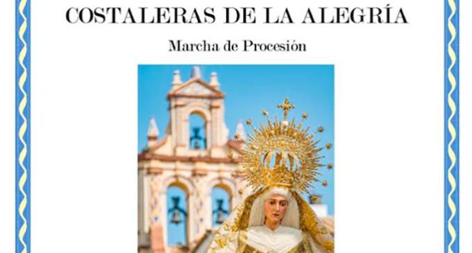 """NUEVA MARCHA PROCESIONAL """"COSTALERAS DE LA ALEGRÍA"""" DE LA HERMANDAD DEL RESUCITADO DE ÉCIJA compuesta por Jacinto Manuel Rojas (video-audio)"""