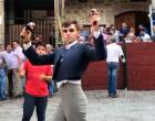 Gran actuación en San Esteban de la Sierra (Salamanca) del novillero de la Escuela Taurina de Écija Manuel Osuna