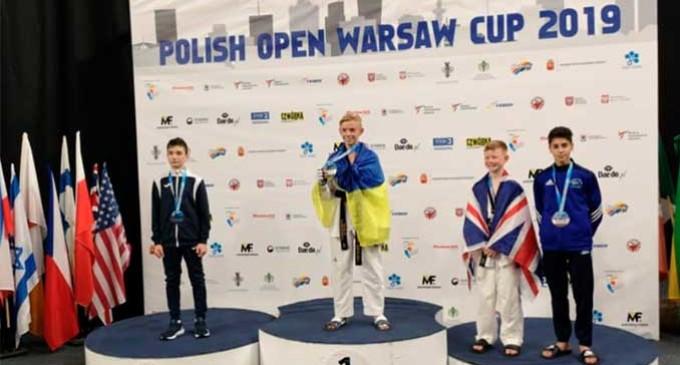 El Taekwondista de Écija, Álvaro Hidalgo, obtiene el Bronce en el Open de Polonia