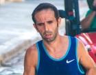 El atleta de Écija, Manuel Rosa, gana la media maraton Marchena-Paradas 2019