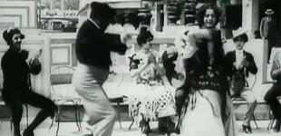 LOS PRIMEROS CINEASTAS. ESPECTÁCULO FLAMENCO EN PARÍS EN LA EXPOSICIÓN DE 1900 por Jesús Armesto (video)
