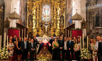 """Francisco Javier Fernández Franco pregonó la """"V Exaltación de la Vera+Cruz en Écija"""" (audio)"""