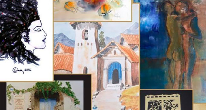 La Asociación de Hermanamiento de Écija con Pavillons sous Bois organiza una Exposición de Pinturas y de Kirigami