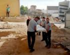 """Vuelve a Écija el mosaico de """"Los amores de Zeus"""", después de su restauración"""
