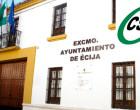 La Sección Sindical CSI-F del Ayuntamiento de Écija solicita al Gobierno local realizar pruebas Covid masivas en la Policía Local, al haberse detectado un caso