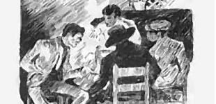 Disertación del flamencólogo de Écija, Manuel Martín Martín, en el Paraninfo de la Universidad de Sevilla