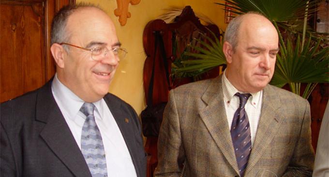 Se celebró el acto homenaje a Rafael Grande y Juan Méndez y la presentación de la revistas del 40 aniversario de la Asociación Amigos de Écija (audio)