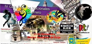 Se celebra en Écija la IV Gala de los Premios Nacionales Espíritu Guerrero.