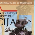 Acto Homenaje a Juan Méndez Varo y Rafael Grande Pérez. Presentacion de la Revista del 40 aniversario de la Asociación Amigos de Ecija