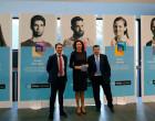 Representantes de las Escuelas Profesionales SA.FA. de Écija asisten a los Premios Fundación Princesa de Girona en calidad de centro escolar premiado como Escuela Emprendedora