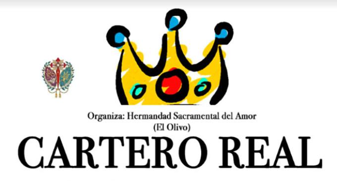 El Cartero Real de la Hermandad del Olivo de Écija estará en la Capilla de Santa Ángela