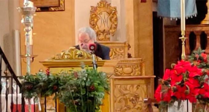Pregón de la Navidad de Écija 2019 realizado por Javier Madero Garfias (audio)
