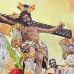 Se presenta el Cartel de la Semana Santa de Écija 2020, obra del artista ecijano Antonio Prieto