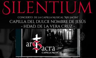 """La Capilla Musical Ars Sacra de Écija presenta en Sevilla su primer trabajo discográfico """"Silentium"""""""