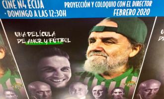 Domingo 9 de febrero: Se proyecta de nuevo en Écija la película Jesucristo Vive de Francisco Campos