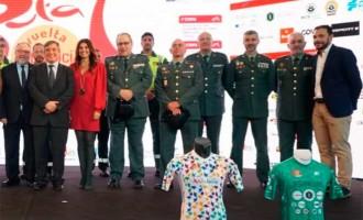 El Ecijano José Antonio Sotillo, será 2º Jefe de la Unidad de Movilidad y Seguridad Vial de la Guardia Givil en la Vuelta Ciclista a Andalucía