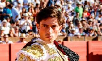 El torero de Écija, Ángel Jiménez, anunciado en los carteles de Sevilla