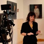 """La Exposición de Pinturas """"Respiros de Mujer"""" de Evita Andújar estará en en el Museo Histórico Municipal de Écija hasta el 12 de marzo"""